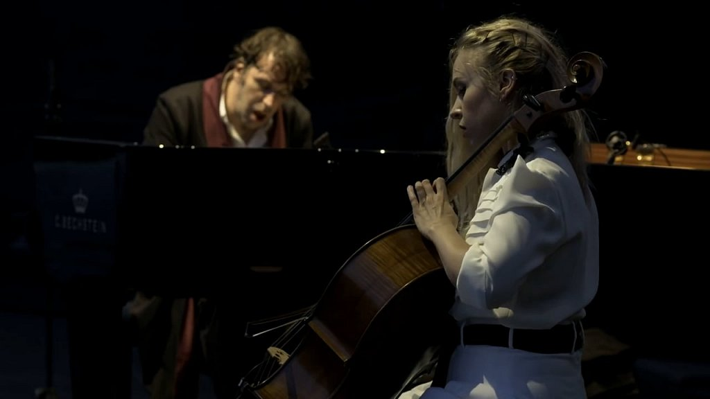 Chilly Gonzales Live in Cologne 2019 (Ausschnitt)